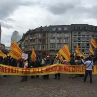 Tổng Biểu Tình tại Frankfurt a.M. ngày 02 tháng 09 năm 2018